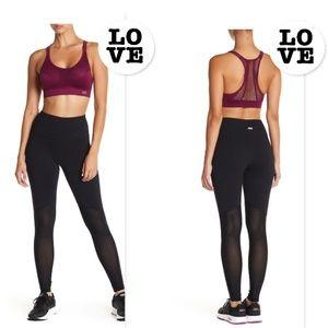 Olivia Vented High Rise Tummy Control Leggings